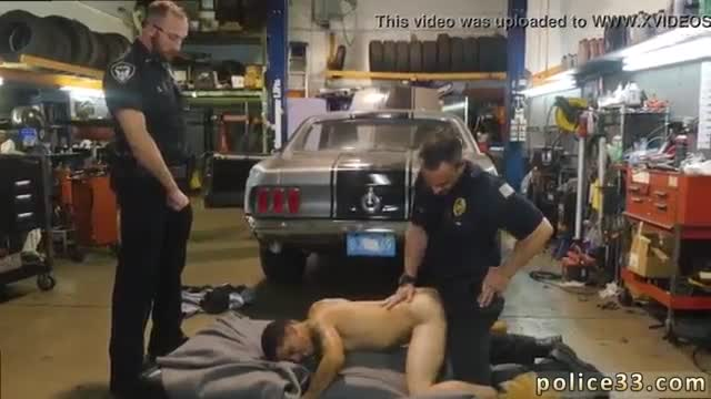 Gay young police boys naked Get boned by the police